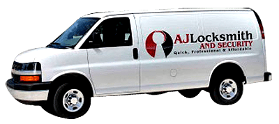 AJ Locksmith Van Locksmith Dallas